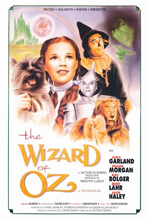 The Wizard of Oz (1939) Movie Poster