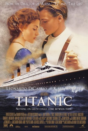 Titanic - Movie Acoustic Panel