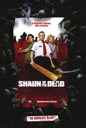 Shaun of the Dead - Movie Acoustic Panel