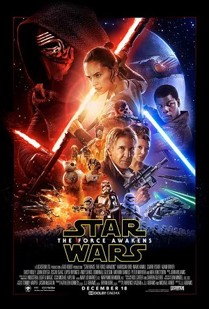Star Wars: Episode VII - The Force Awakens - Movie Acoustic Panel