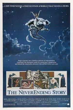 The NeverEnding Story - Movie Acoustic Panel