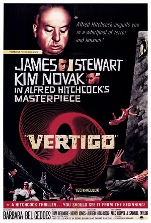 Vertigo - Movie Acoustic Panel