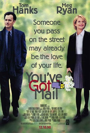 You've Got Mail - Movie Acoustic Panel